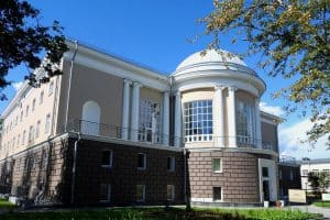 Национальная библиотека Республики Карелия. Фото: vk.com/national_library_rk