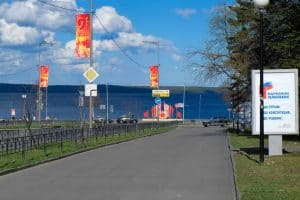 Органы местного самоуправления до 11 мая должны определить места для прогулок и занятий спортом. Фото Надежды Еремеевой