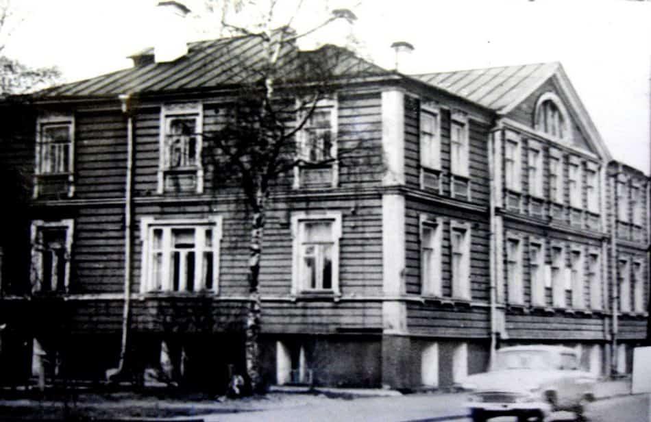 Петрозаводск. Здание музыкальной школы