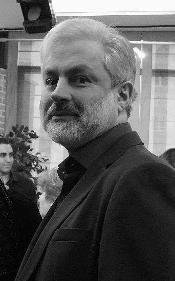 Александр Побережный-Береговский. Фото Ирины Ларионовой