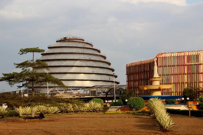 Чистота в Руанде. Фото Лидии Винокуровой