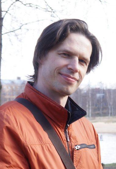 Александр Савельев. Фото Ирины Ларионовой