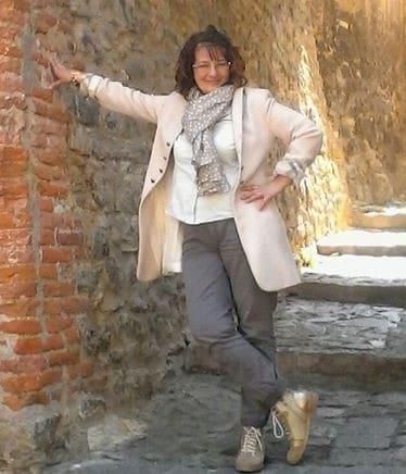 Наталья Вербовская. Фото из личного архива
