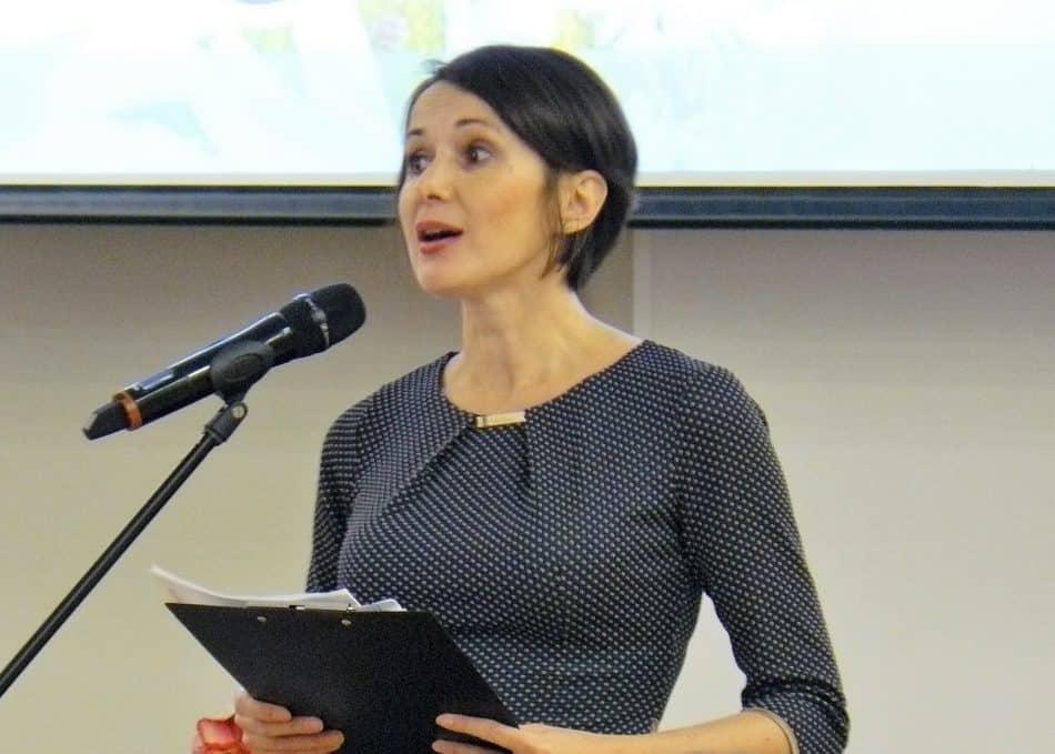 Наталья Лайдинен. Фото Дмитрия Цвибеля