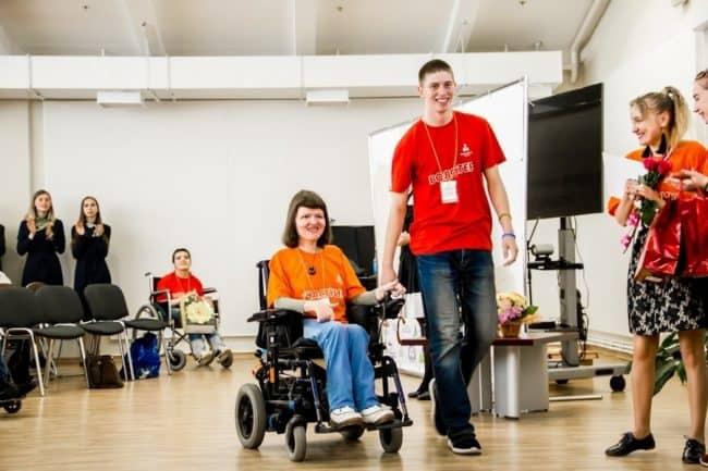 Анна Яблокова: «Инвалидность – это некритично»