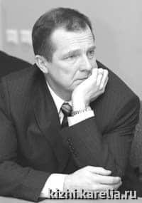 Глава РК Сергей Катанандов в музее Кижи, Петрозаводск. 2006 год. Фото: kizhi.karelia.ru