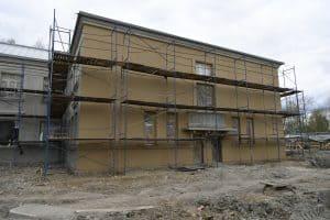 В создающемся Музее Карельского фронта монтируют экспозицию