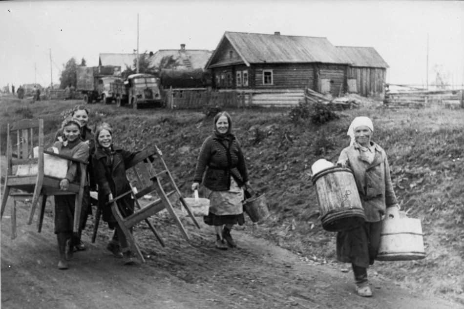 Олонец. Лето 1944-го