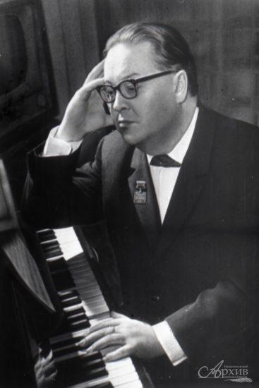 Гельмер-Райнер Нестерович Синисало (1920 - 1989). Фото: Нацархив РК