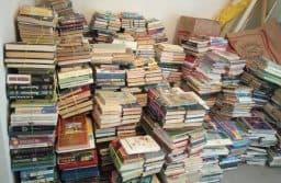 Большая часть детского фонда библиотеки №22 уже списана...