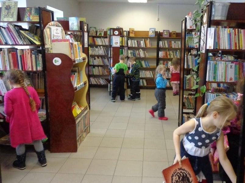 В петрозаводской библиотеке №22