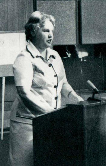 Галина Афанасьевна Колмык. 1980-е годы