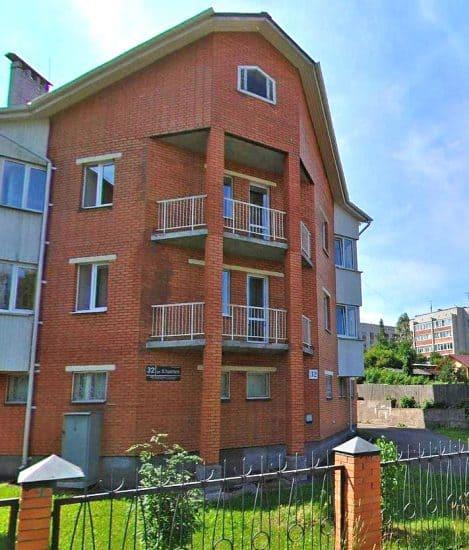 Дом на ул. Льва Толстого, 32