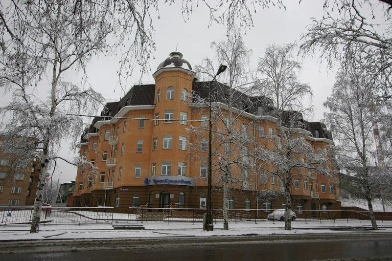 Дом Андреева на Первомайском. Фото: Владимир Ларионов