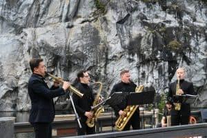 В Карелии в четвёртый раз провели фестиваль Ruskeala Symphony