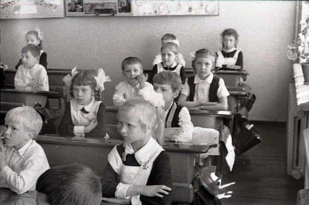 1 сентября 1972 года. Фото: Борис Семенов