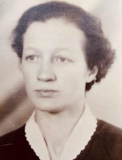 София Никифоровна Веденичева. Фото из личного архива