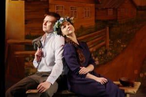 Национальный театр Карелии открывает сезон премьерой «Русское поле»