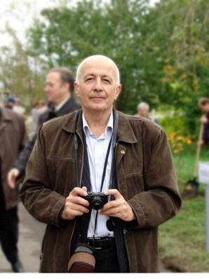 Сергей Аркавин. Фото: avtor.karelia.ru