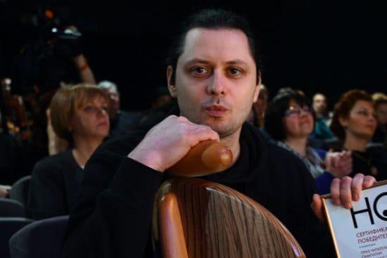 Писатель Михаил Елизаров. Фото: Екатерина Чеснокова/ РИА Новости