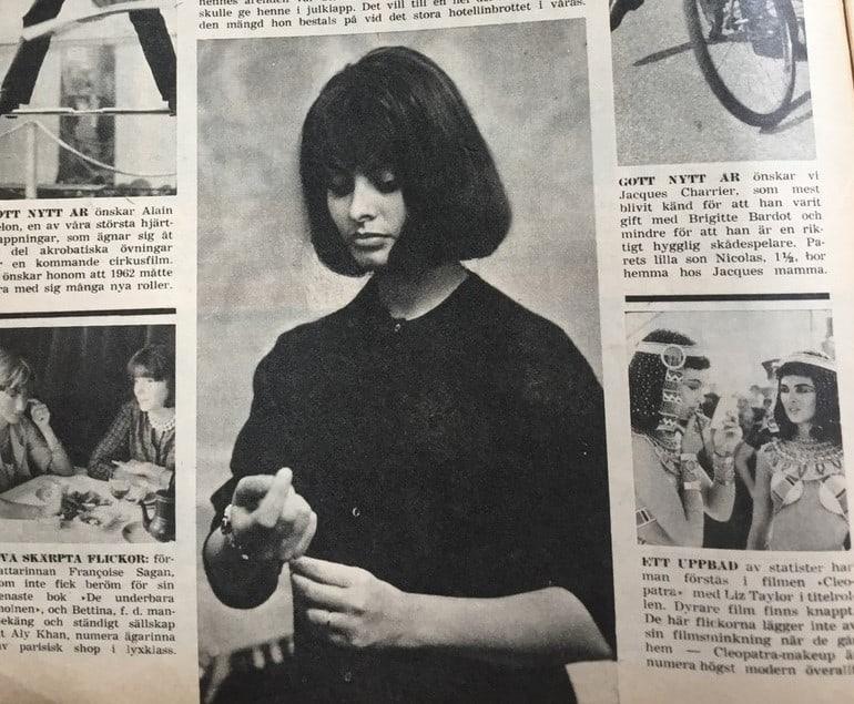 Софи Лорен в 1961-м