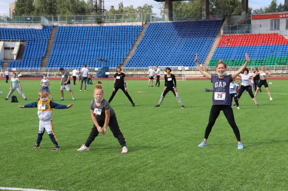 Фото из группы Минспорта РК: vk.com/minsportkarelia
