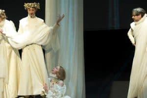 «Сон в летнюю ночь».Театр «Мастерская П.Н. Фоменко». Фото: fomenki.ru