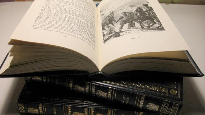 """Кстати, на родине Джоан Роулинг роман Льва Толстого """"Война и мир"""" впервые стал одним из бестселлеров после экранизации ВВС. Фото: tvkultura.ru"""