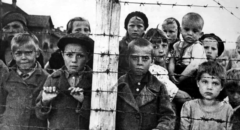 Петрозаводск, 1944 год. Фотография Галины Санько