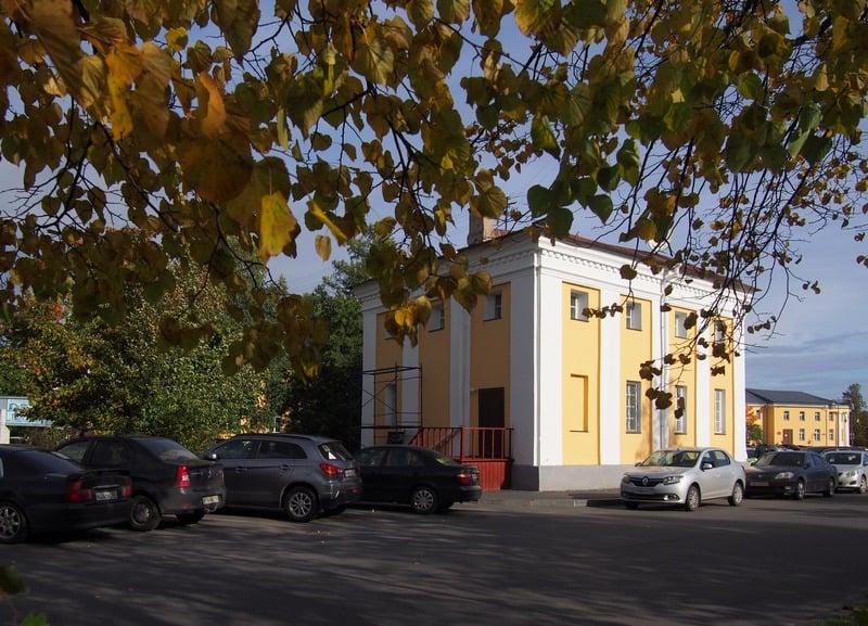 Петрозаводск, арт-резиденция. Фото Ирины Ларионовой