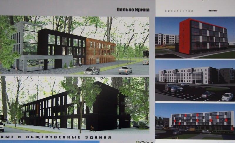 Архитектор Ирина Лялько