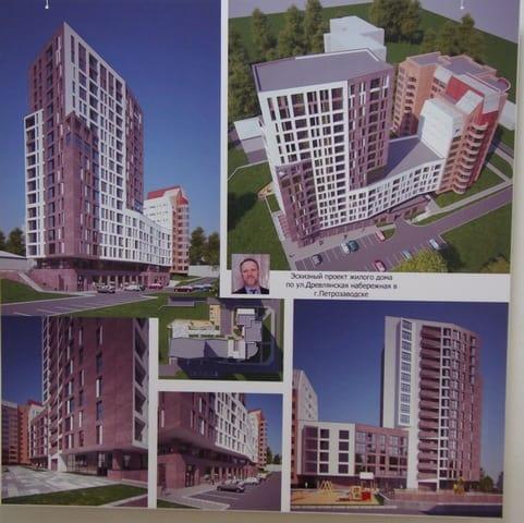 Архитектор Андрей Гречкин