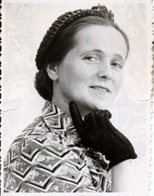 Александра Михайловна Москина, Петрозаводск, 60-е годы прошлого века