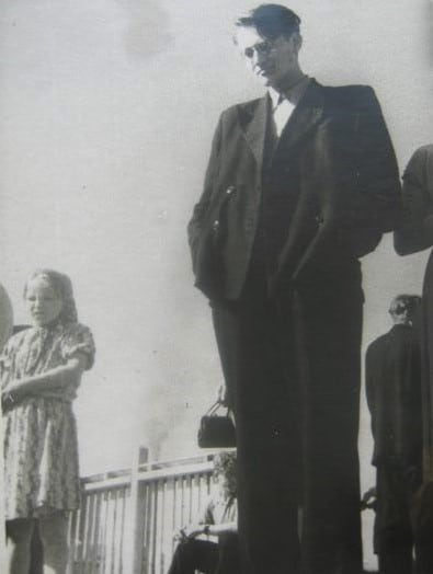 Борис Гущин в 10 классе. Фото из личного архива