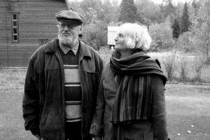 Борис Александрович Гущин с женой Виолой Анатольевной. Фото Ирины Ларионовой