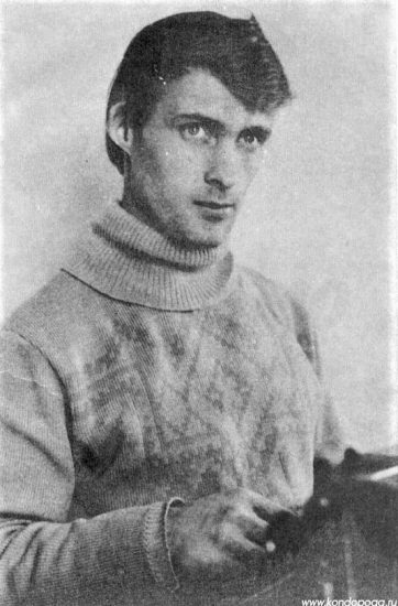 Борис Кравченко. Фото с сайта: www.kondopoga.ru