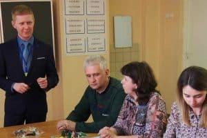 Евгений Кустов (слева). Фото Марии Голубевой