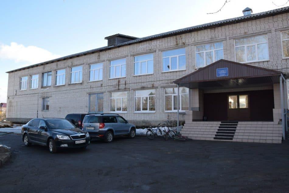 Школа в Ляскеля
