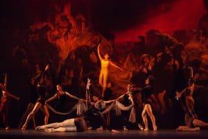 Музыкальный театр РК открывает балетный сезон «Вальпургиевой ночью»