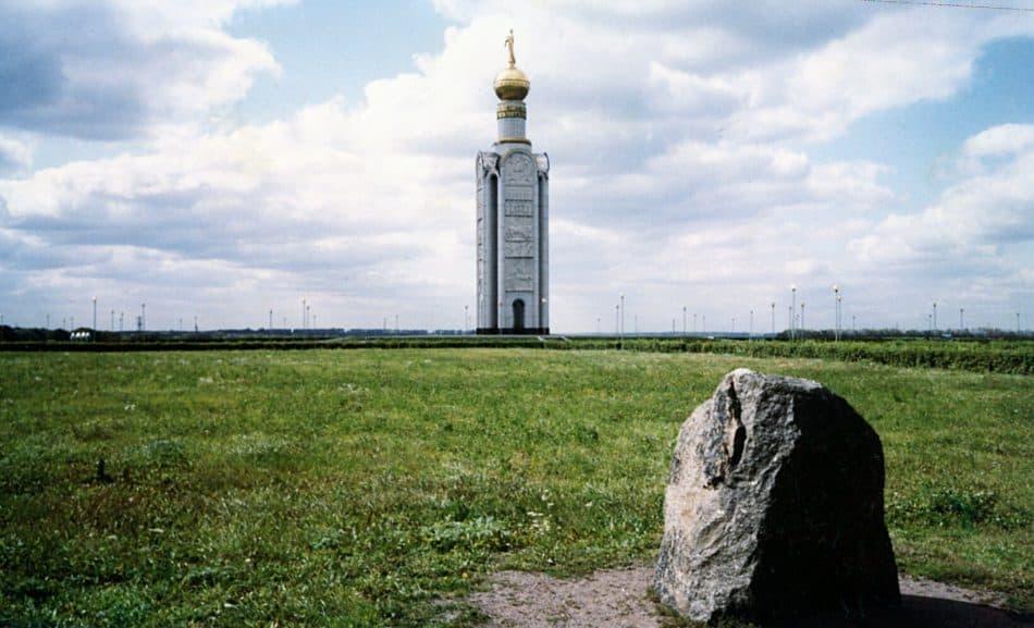 Звонница в Прохоровском поле. Фото: Анатолий Болгов