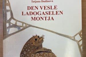 Книга карельского автора Татьяны Дудиновой «Ладожский нерпенок Монтя» издана на шведском и норвежском языках