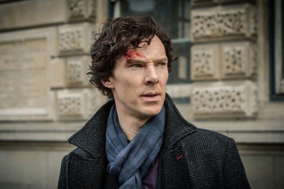 "Британский сериал ""Шерлок"". Источник: kinopoisk.ru"