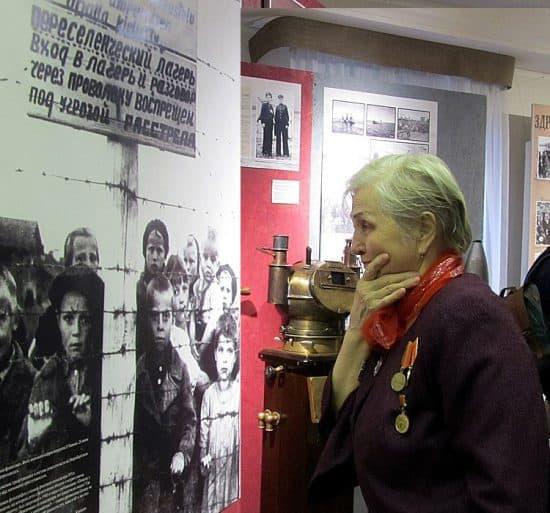 Потрясение спустя годы. На выставке «Город, испытанный войной» в Национальном музее Карелии. 2019 год