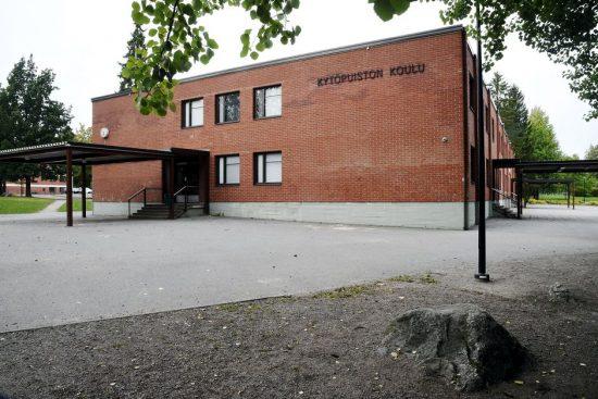 Школа Кютёпуйсто - Фото: Markku Ulander / Lehtikuva