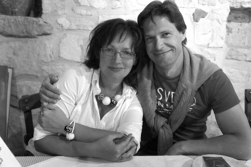 Елена Вознесенская и Александр Савельев. Фото Ирины Ларионовой