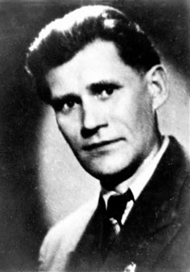 Николай Александрович Дмитриев. Послевоенное фото