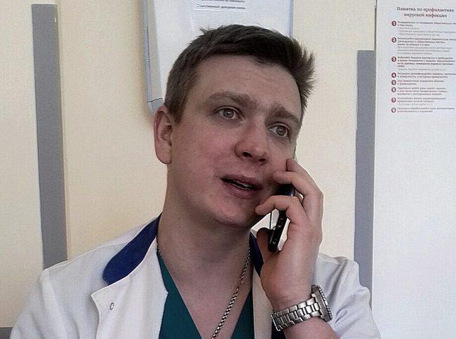 Дмитрий Мовчан. Фото Ирины Ларионовой