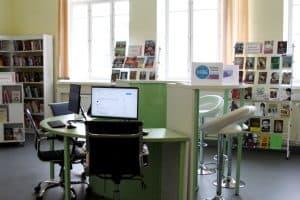 Сортавальскую районную библиотеку модернизировали
