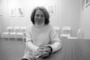 Анна Кондюкова. Фото Ирины Ларионовой