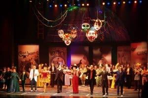 В Музыкальном театре показали премьеру оперетты «Мистер Икс»
